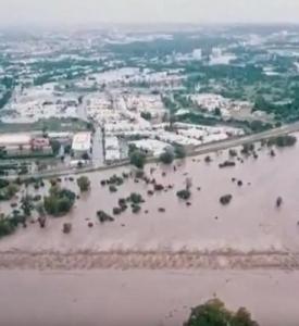 De espaldas a las catástrofes. La lluvia de Sinaloa